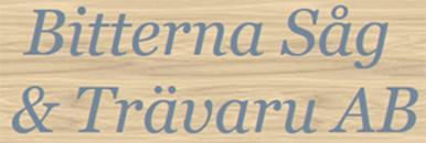 Bitterna Såg & Trävaru AB logo