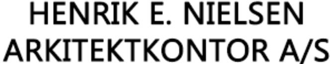Henrik E Nielsen Arkitektkontor AS logo