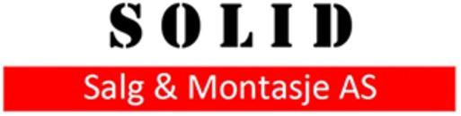 Solid Salg & Montasje AS logo