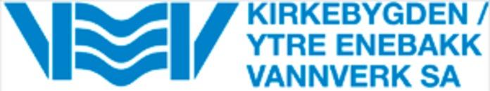 Kirkebygden og Ytre Enebakk Vannverk SA logo