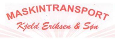 Maskintransport v/ Kjeld Eriksen & Søn ApS logo