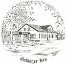 Guldager Kro logo