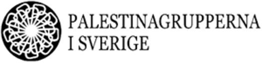 Palestinagrupperna i Sverige logo