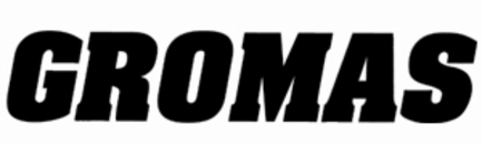 Gromas Maskinfabrik A/S logo