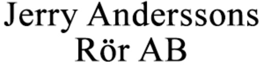Jerry Anderssons Rör AB logo