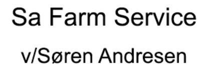 SA Farm Service logo