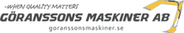Göransson Maskiner AB logo