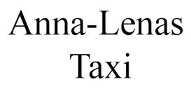 Anna-Lenas Taxi logo