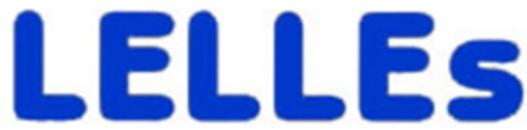 LELLES / BPS Återvinning logo