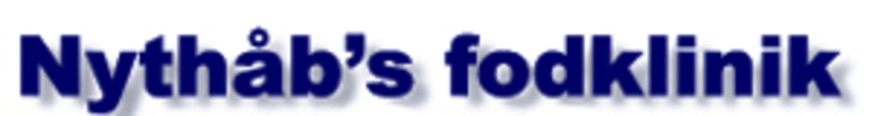 Nythåb's Fodklinik logo