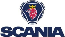 Norsk Scania AS avd Kristiansand logo