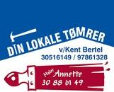 Din lokale tømrer v/ Kent Bertel logo
