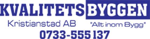 Kvalitetsbyggen Kristianstad AB logo