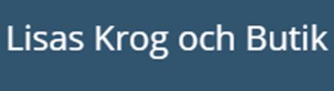 Lisas Krog & Butik logo