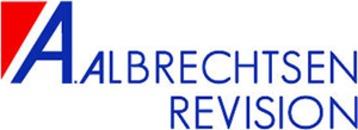 A. Albrechtsen Revision logo
