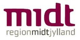 Lægevagten - Region Midtjylland logo