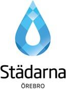 Städarna i Örebro logo