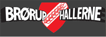 Brørup Hallerne logo