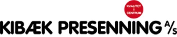Kibæk Presenning A/S logo