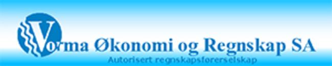 Vorma Økonomi og Regnskap SA logo