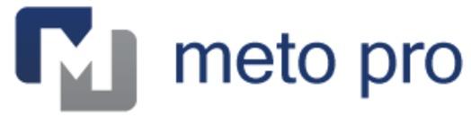 Meto Pro AS logo