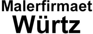 Malerfirmaet Würtz logo