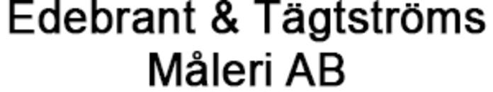 Edebrant & Tägtströms Måleri AB logo