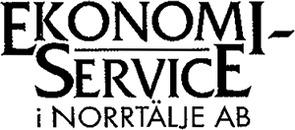 Ekonomiservice i Norrtälje AB logo