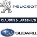 Clausen & Larsen  I/S logo