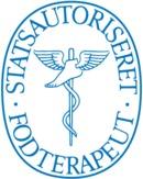 Klinik For Fodterapi v/Statsaut. Fodterapeut Jeanette Darling Nielsen logo