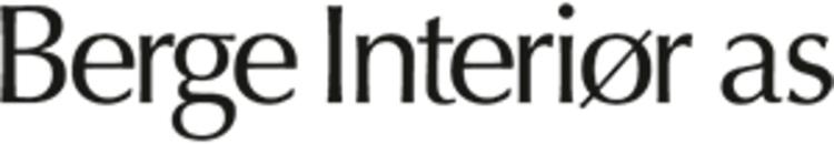 Berge Interiør AS logo
