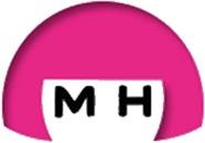 Marias Hår logo