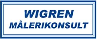 Ernst Wigrens Måleri AB logo
