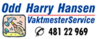 Odd Harry Hansen Vaktmesterservice AS logo