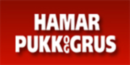 Hamar Pukk og Grus AS logo