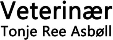 Veterinær Tonje Ree Asbøll (Reprovet AS) logo