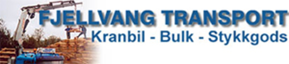 Fjellvang Transport AS logo