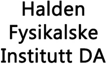 Halden Fysikalske Institutt DA logo