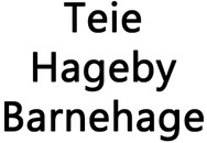 Teie Hageby Barnehage logo