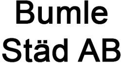Bumle Städ AB logo