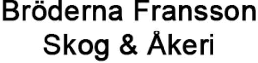 Fransson, Bröderna Skog & Åkeri logo