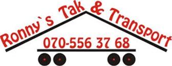 Ronnys Tak & Transport, AB logo