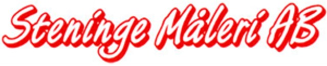 Steninge Måleri AB logo
