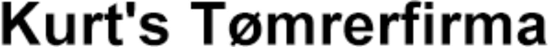 Kurt's Tømrerfirma logo