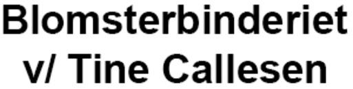 Blomsterbinderiet v/ Tine Callesen logo