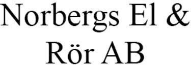 Norbergs El & Rör AB logo