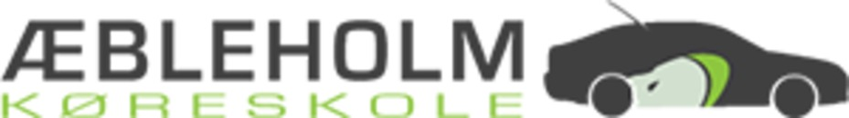 Æbleholm Køreskole logo