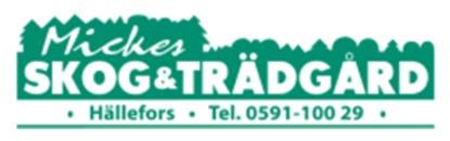 Mickes Skog & Trädgård AB logo