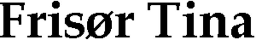 Frisør Tina logo