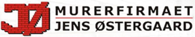 Murerfirmaet Jens Østergaard ApS logo